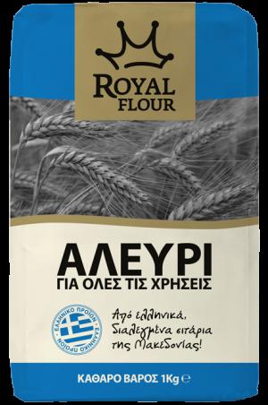 Royal Flour 1kg για όλες τις χρήσεις