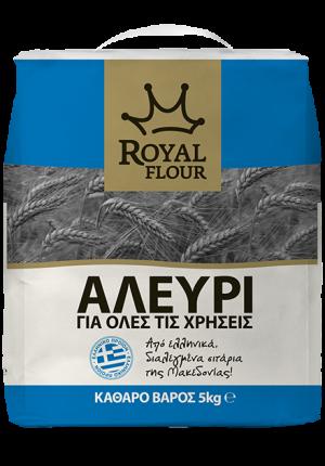 Royal Flour 5kg για όλες τις χρήσεις