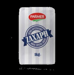 Farmer Λευκή Ζάχαρη 1Kg
