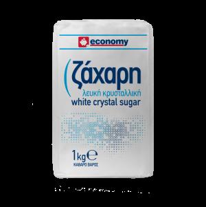 Λευκή Ζάχαρη economy 1Kg