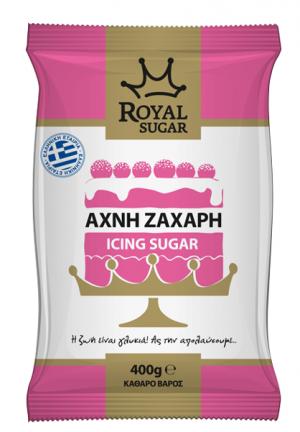 Άχνη Royal Sugar 400gr