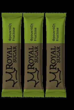 Μερίδες Φρουκτόζης – Sticks 3gr Royal Sugar