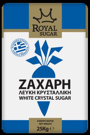 Λευκή Ζάχαρη Royal Sugar 25Kg