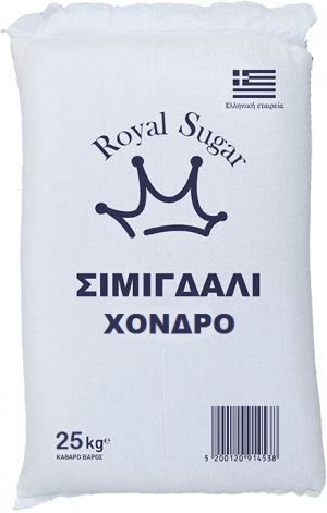 Σιμιγδάλι Royal Χονδρό 25kg