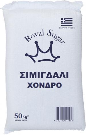 Σιμιγδάλι Royal Χονδρό 50kg