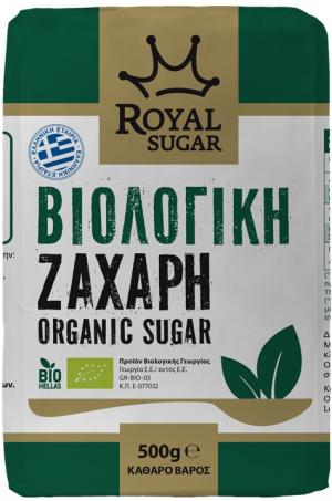 Βιολογική Ζάχαρη Royal Sugar 500gr