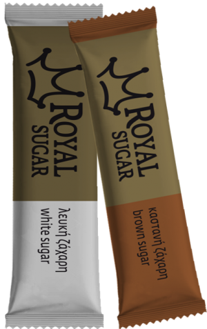 Ζάχαρη σε Sticks Royal Sugar