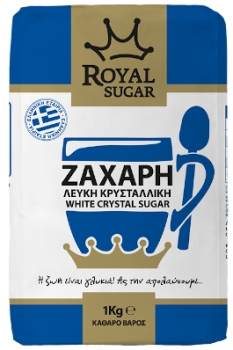 White Sugar 1kg Royal Sugar
