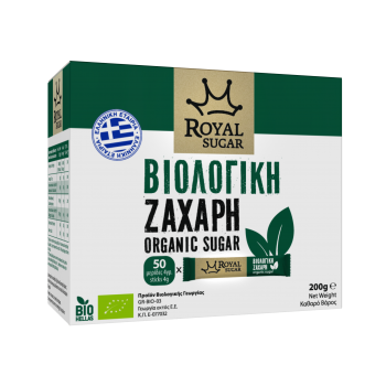 Portions Bio Sugar -50 Sticks 4gr Royal Sugar